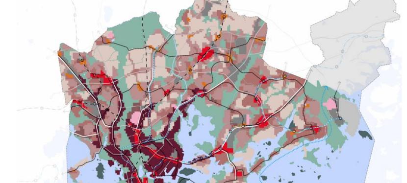 Kaupunkisuunnittelulla terveempi Helsinki