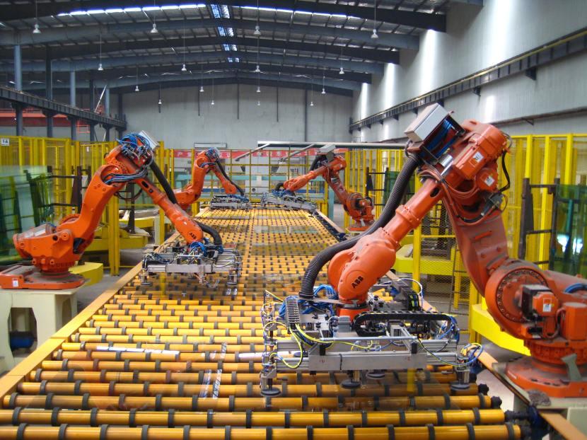 Neljäs teollinen vallankumous?