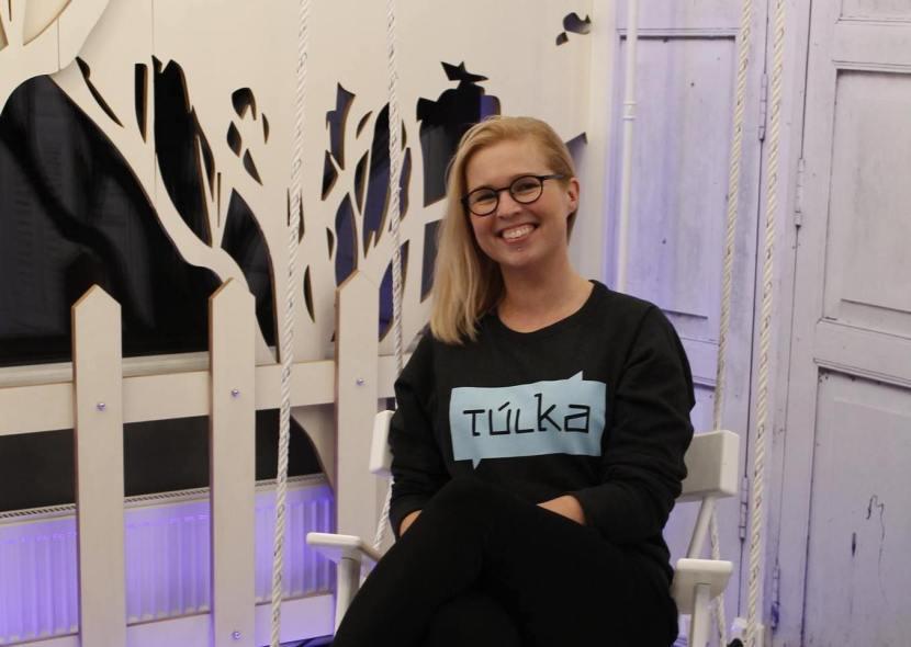 Laura Snellman-Junna, palvelumuotoilija Túlka,DI