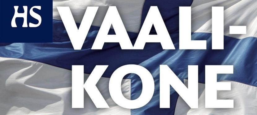 Helsingin Sanomien ja Ilta-Sanomien vaalikonevastaukset